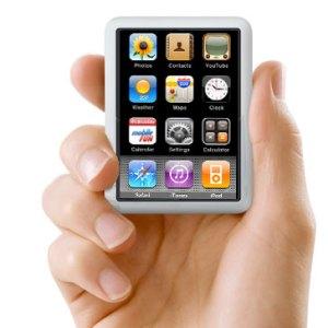 iPod Nano Touch on its way?