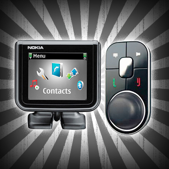 Nokia CK-600 Bluetooth Car Kit